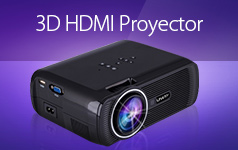 3D HDMI Proyector
