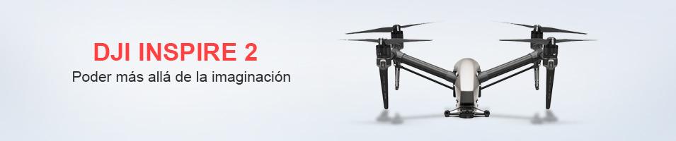 """""""DJI INSPIRE 2 Poder más allá de la imaginación"""""""