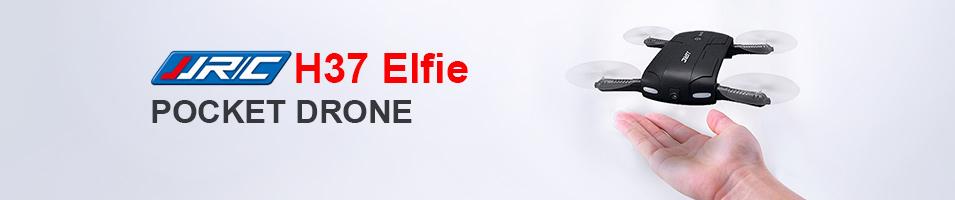 """""""JJRC H37 Elfie POCKET DRONE  """""""