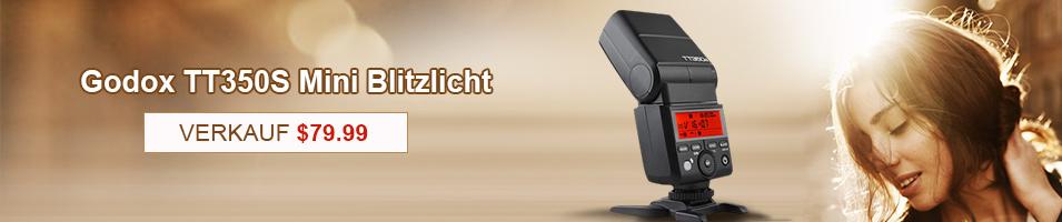 """""""Godox TT350S Mini Blitzlicht VERKAUF $79.99 """""""