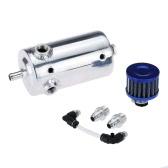 Aluminum 0.5L Oil Breather Oil Catch Can