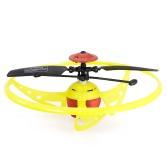 TECHBOY TB-270 Fliegende Untertasse Flugzeug Spielzeug