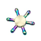6 Arms Clubs Fidget Hand Finger Toy