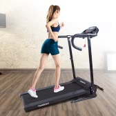 TOMSHOO 500W Folding Running Jogging Machine