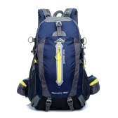 40L Water Resistant Travel Backpack For Men Women