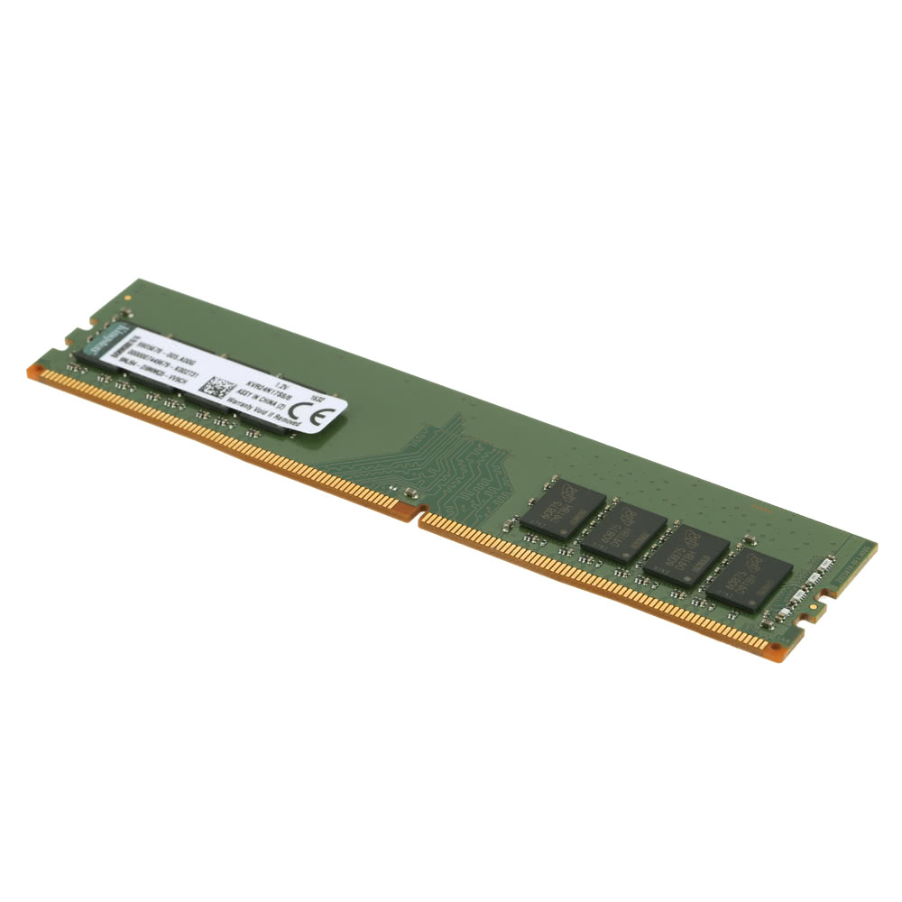best kingston valueram 8gb ddr4 2400mhz memory module sale. Black Bedroom Furniture Sets. Home Design Ideas