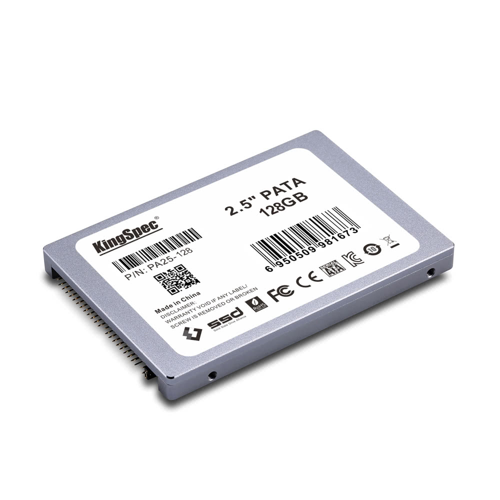 Best Kingspec Pata Ide 2 5 2 5 Inches 128gb Mlc Digital