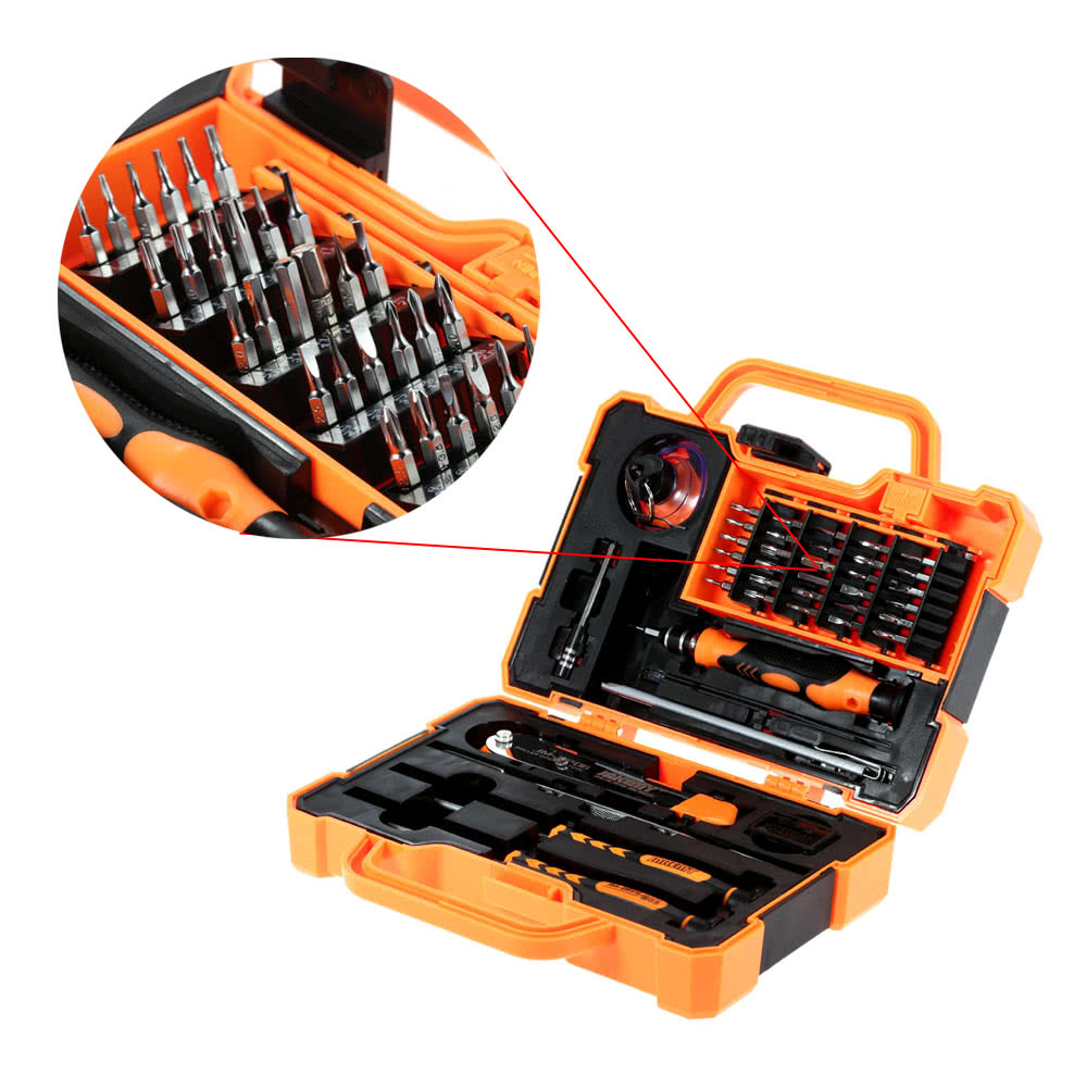 best jakemy jm 8139 screwdriver set repair sale online shopping. Black Bedroom Furniture Sets. Home Design Ideas