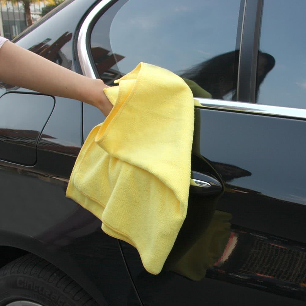 Best 3pcs Microfiber Car Cleaning Towel Sale Online