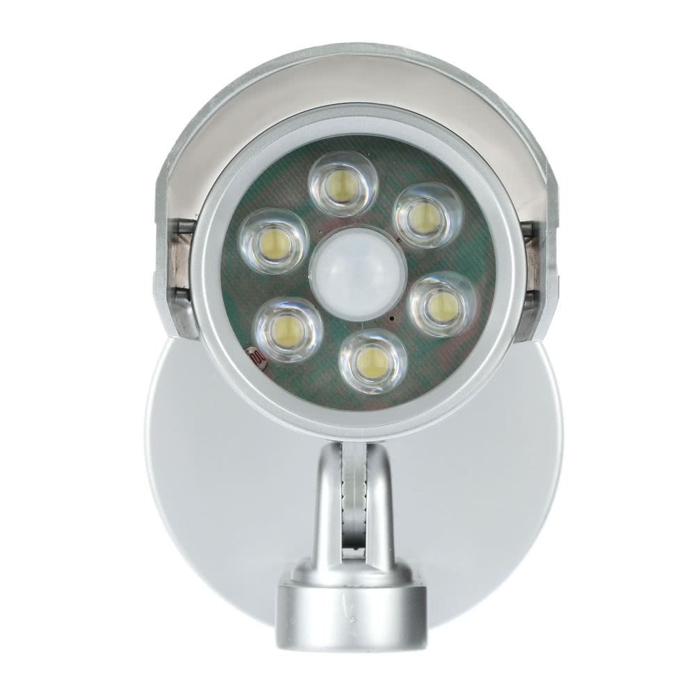 Indoor Wall Light With Pir Sensor : Best 6LED Rotatable PIR Motion Activated Indoor Sensor Light Sale Online Shopping Cafago.com