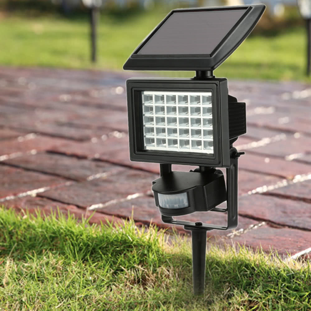 Outdoor led security lights 100 outdoor lighting security led 100 hpm solar security light bunnings warehouse d i y garde aloadofball Choice Image