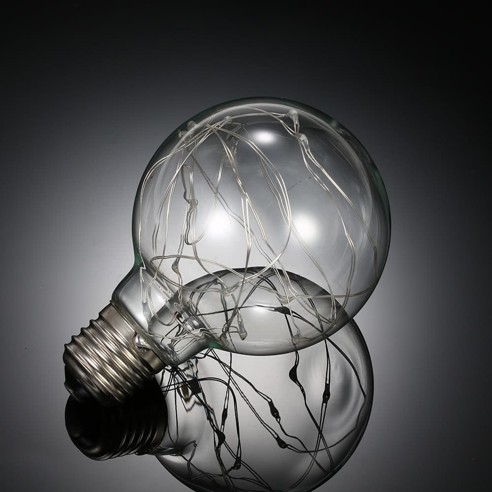 Best 220-240V E27 Copper Wire String Light Fairy LED warm white Sale Online Shopping Cafago.com