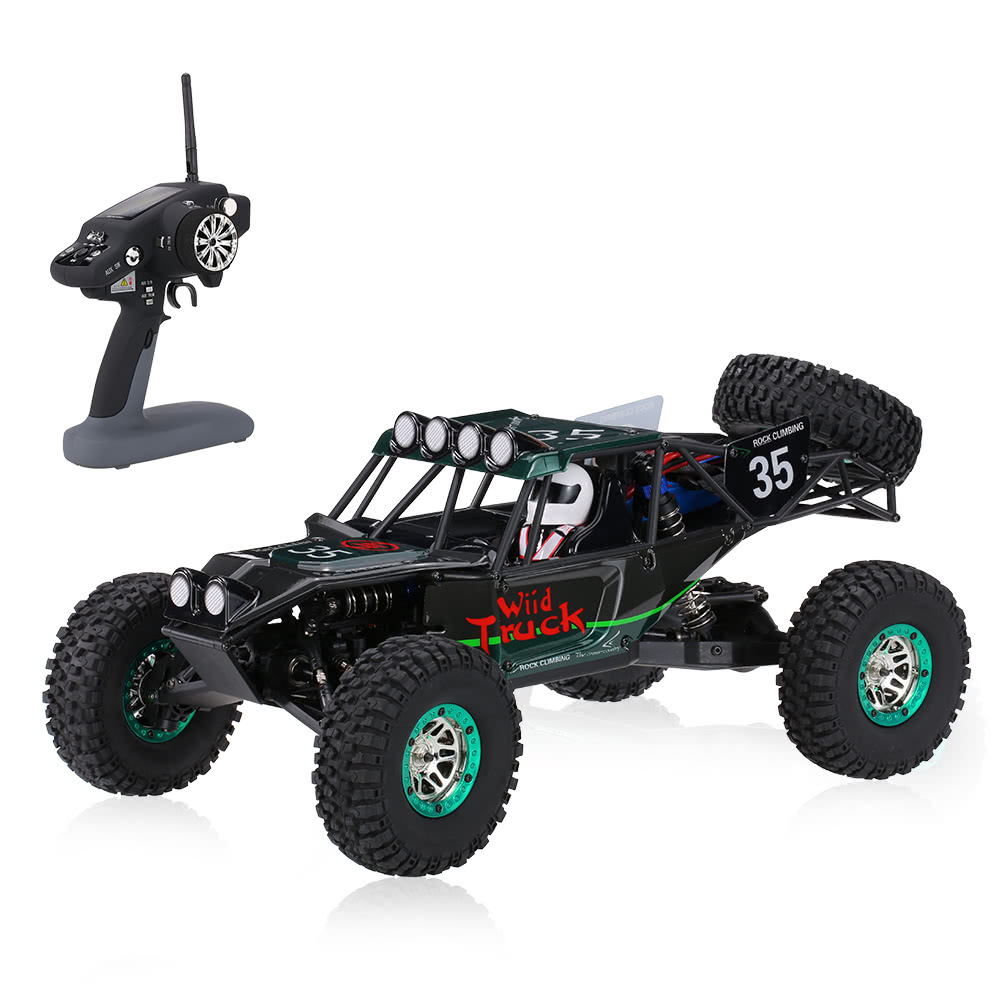 best wltoys k949 1 10 2 4g electric 4wd rtr climbing buggy rc sale online shopping eu. Black Bedroom Furniture Sets. Home Design Ideas