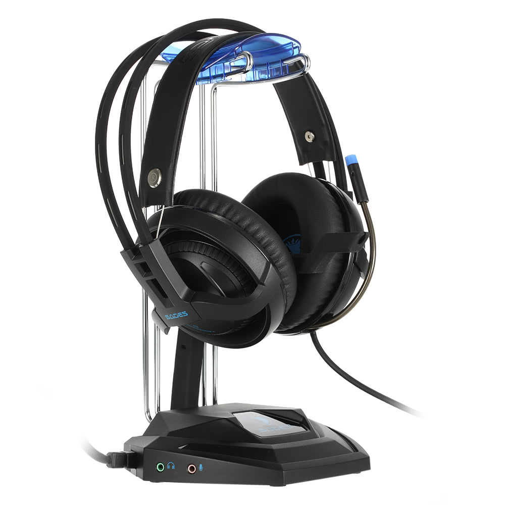 Best SADES W10 Gaming Headset Stand Sale Online Shopping ...