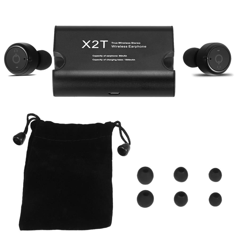 Best X2T True Wireless Bluetooth black Sale Online ...