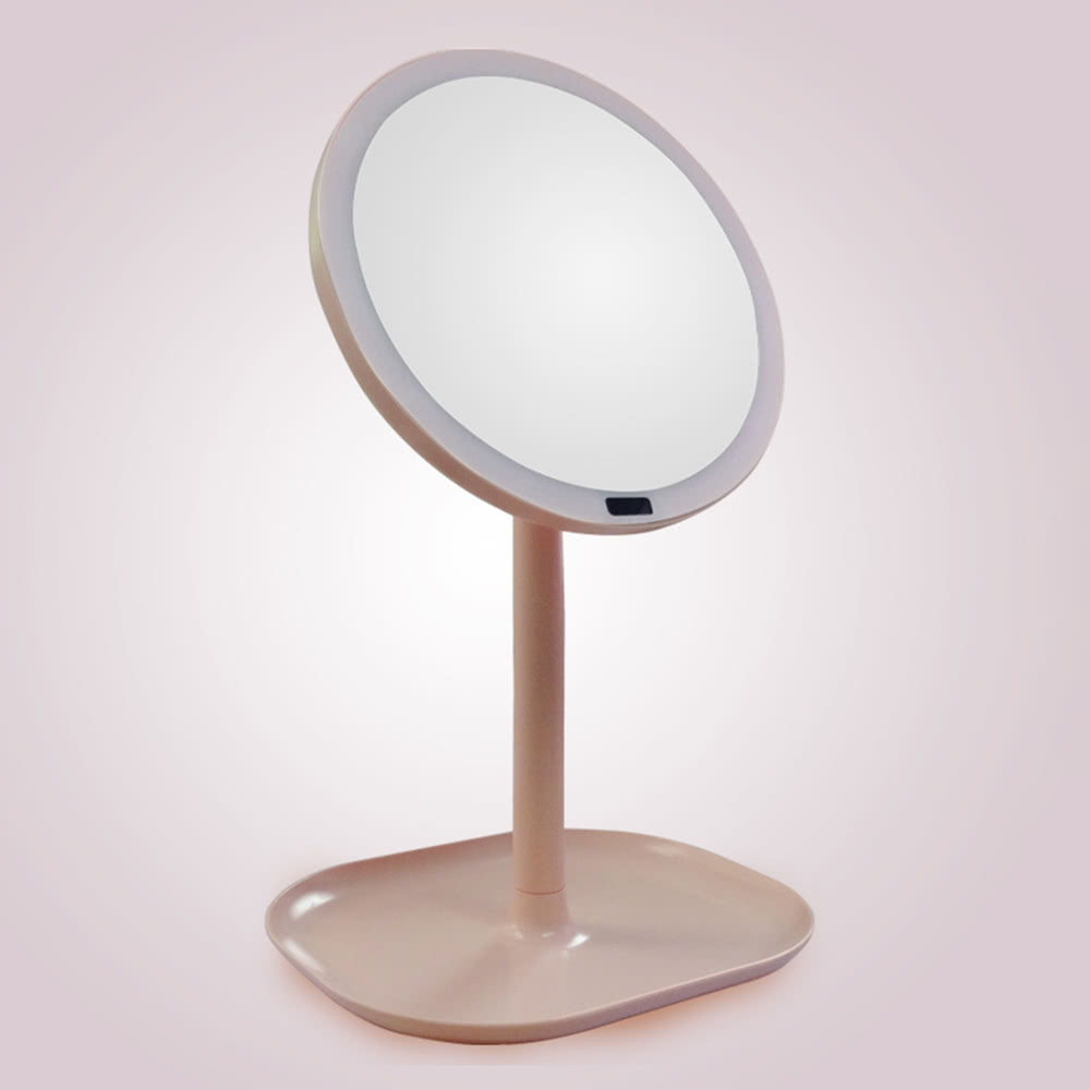best desktop sensor 30 led lighted makeup vanity sale online shopping. Black Bedroom Furniture Sets. Home Design Ideas