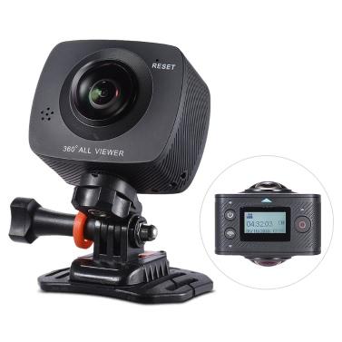 Andoer Dual-Objektiv-360-Grad-Panorama-Kamera