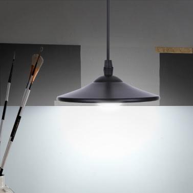 3W im Freien hängende Solar angetriebene 4 LED-Schuppen-Licht