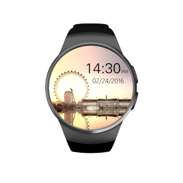 KW18 Smart Bluetooth Herzfrequenz Armbanduhr