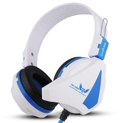 Ovann X16 Professional Esport Gaming Stereo Bass Headset Headphone