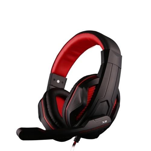 Ovann X2 Professional Esport Gaming Stereo Bass Headset Headphone