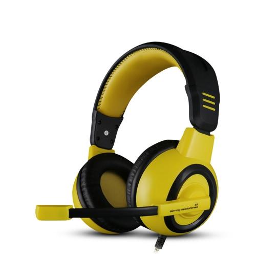 Ovann X6 Professional Esport Gaming Stereo Bass Headset Headphone