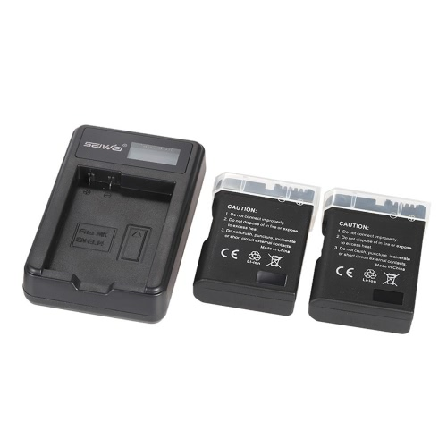 Portable LED Power Charger & Rechargeable Li-ion Lithium Batteries