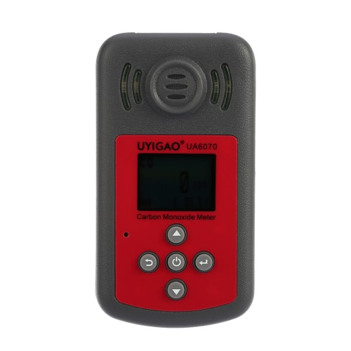 UYIGAO Brand New Handheld Portable Carbon Monoxide Meter