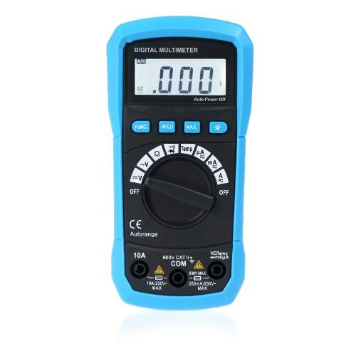 Digital Multimeter DMM Temperature Measurement