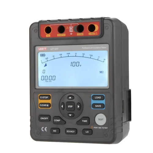 UNI-T UT511 Insulation Resistance Testers