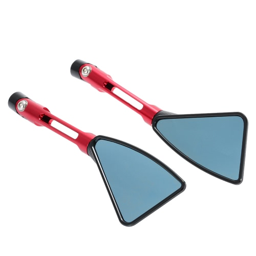 Pair of CNC Aluminum Anti-glare Motorcycle Rearview Mirror