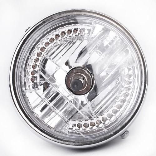 """8"""" Halo Motorcycle Headlight LED"""