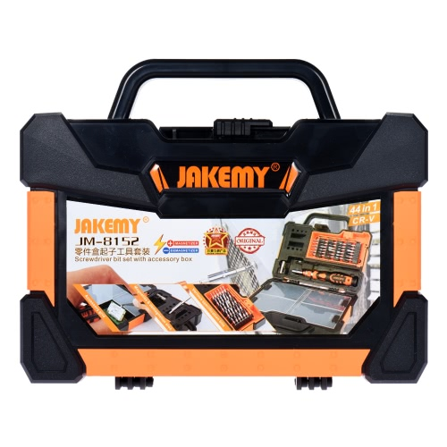 JAKEMY JM-8152 Professional Disassembling Repair Opening Tool Set Parts Container