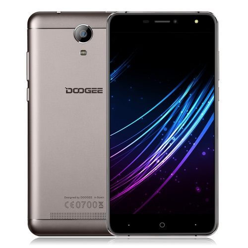 DOOGEE X7 Pro Android 6.0 Smartphone 6.0 Inch 2G+16G ROM
