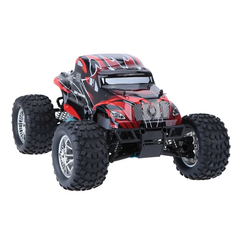 HSP 94188 2.4Ghz 2CH Transmitter Nitro Powered 18CXP 1/10 RTR 4WD Off-road Monster RC Car