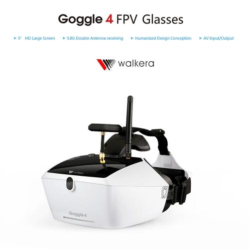 Walkera Goggle 4 5.8G FPV 40CH Aerial Video Glasses