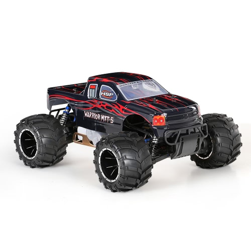 HSP 94050 Off-Road 1/5 2.4Ghz 2CH 4WD RTR 32CC Gasoline Powered Monster Truck Car