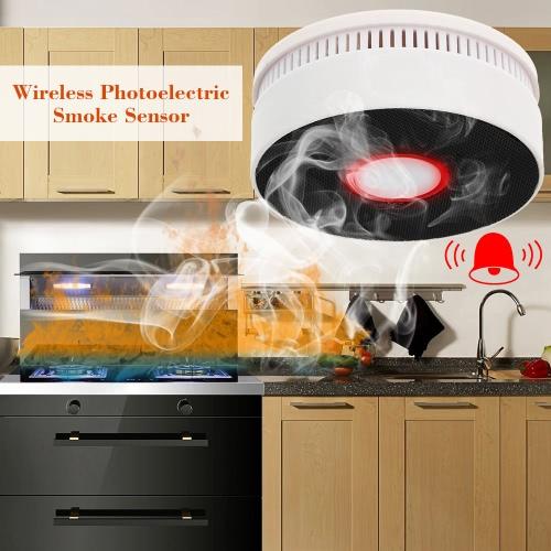 Smoke Sensor Fire Alert Detector