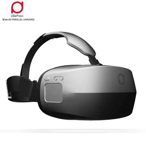 DeePoon M2 All-in-one Machine Virtual Reality 3D Glasses 5.7Inch Display Screen
