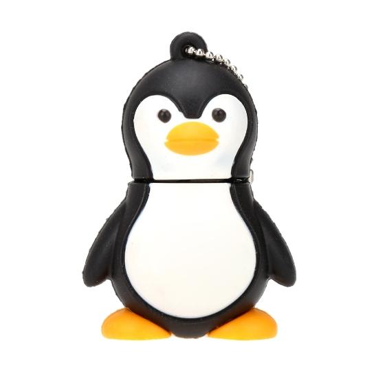 Best Cute Penguin Usb 2 0 Key Ring Memory External Storage