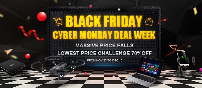Black Friday&Cyber Monday Deal Week