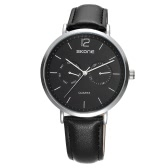 SKONE 2017 Fashion Quartz Men Casual reloj de pulsera
