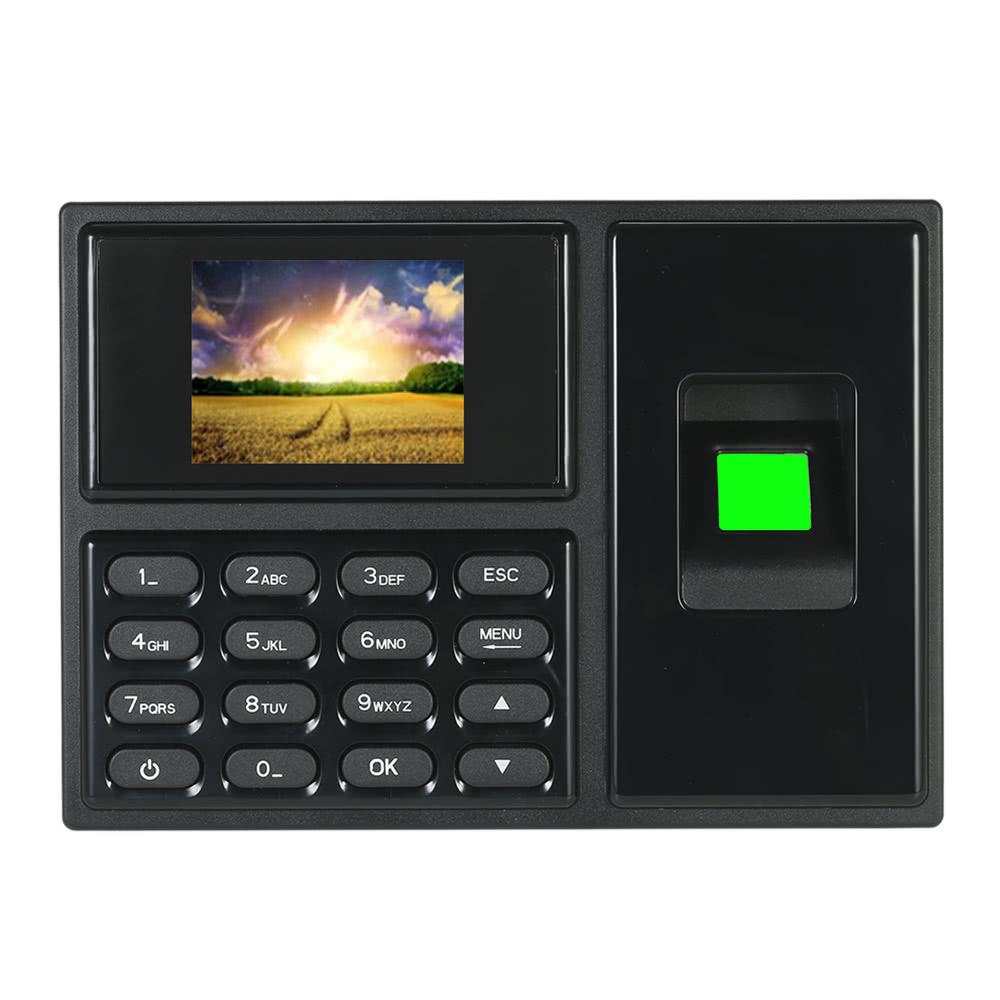 Best Intelligent Biometric Fingerprint Password Attendance