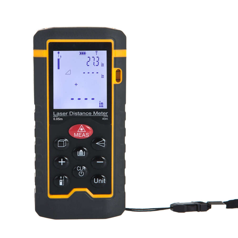 Digital Distance Measuring Instruments : Best handheld m ft digital laser distance sale