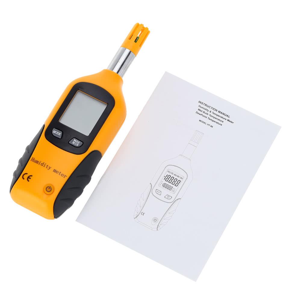 Pixtic Infrarot-Fieberthermometer ohne Stirnband, Misst