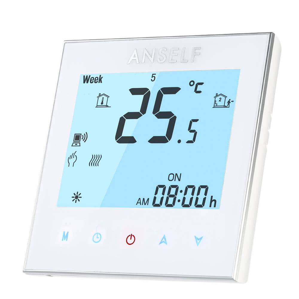 Mejor anself 16a 110 240v calefacci n el ctrica ahorro - Mejor sistema de calefaccion electrica ...