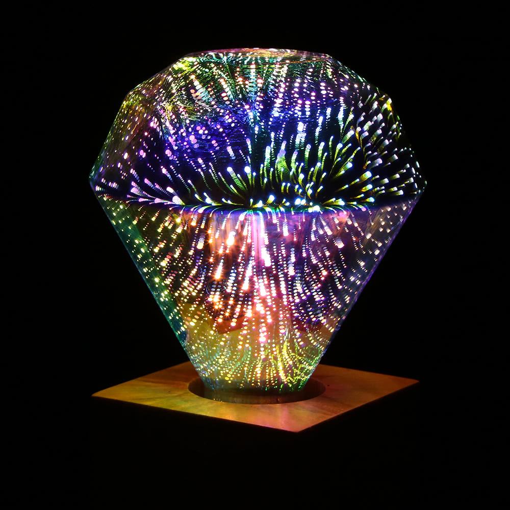 led 3d light bulb colorful decorative lamp - Decorative Light Bulbs