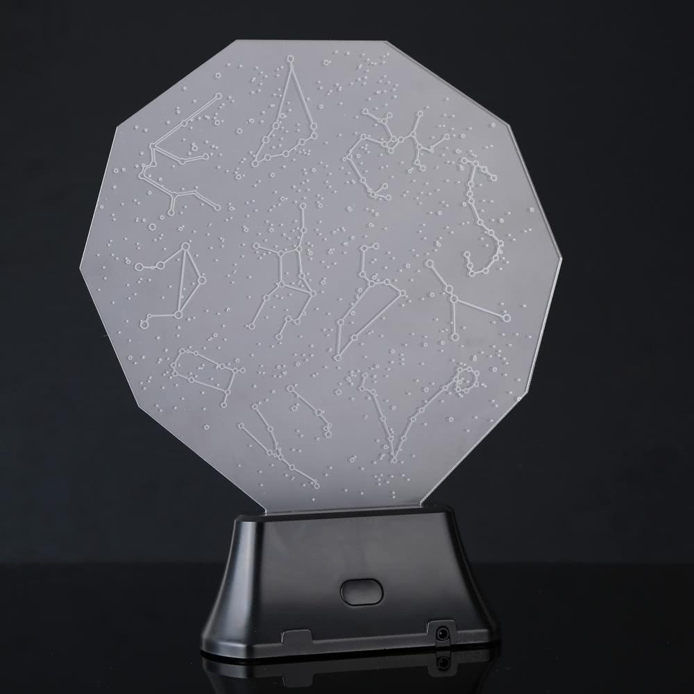 beste lixada 3d led lampe licht usb konstellation himmel buntes verkauf online einkaufen. Black Bedroom Furniture Sets. Home Design Ideas