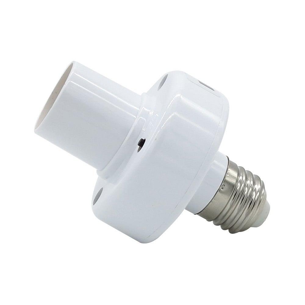 best sonoff e27 screw wifi wireless smart light lamp bulb holder sale online shopping. Black Bedroom Furniture Sets. Home Design Ideas