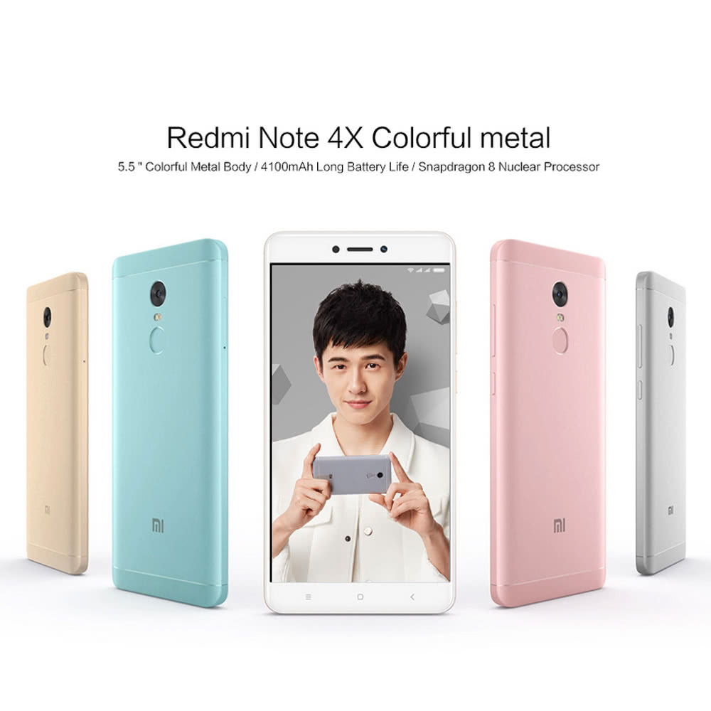 [Geek Alert] Redmi Note 4X da Xiaomi em Promoção 1